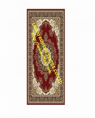Factory wholesale muslim prayer mats carpet made in China