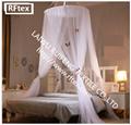 Luxury Home Round Top Fabric Mesh MosquitoNet 2