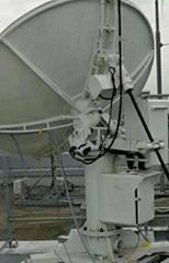 太阳能热化学分解水制氢平台