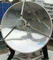 太陽能熱化學分解水制氫平台 2