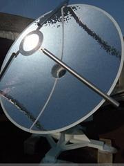 超精度碟式太阳能聚光器