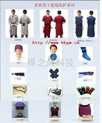 X射線防輻射鉛防護服