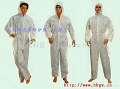 無紡佈防護服防化服