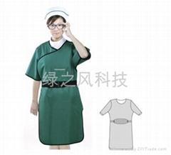 X射線輻射鉛防護衣