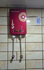 安全即热式电热水器欧瑞德