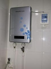 所有漏电都保护的即热式热水器