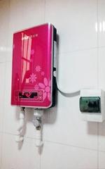 所有漏电都保护的热水器