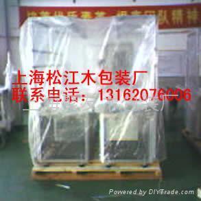 上海木材木方木板木條膠合板歐松板生產加工廠家 1
