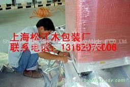上海木材木方木板木條膠合板歐松板生產加工廠家 3