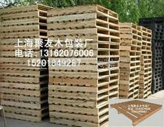上海免熏蒸托盘出口卡板垫仓板木栈板生产厂家