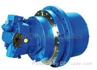 Planetary Gearboxes GFT Travel Reducer
