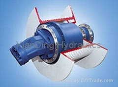 Winch Drives GFT-W Hydraulic Reducer / Planetary Gearbox