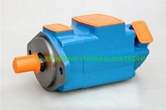 V/VQ intra-vane pump