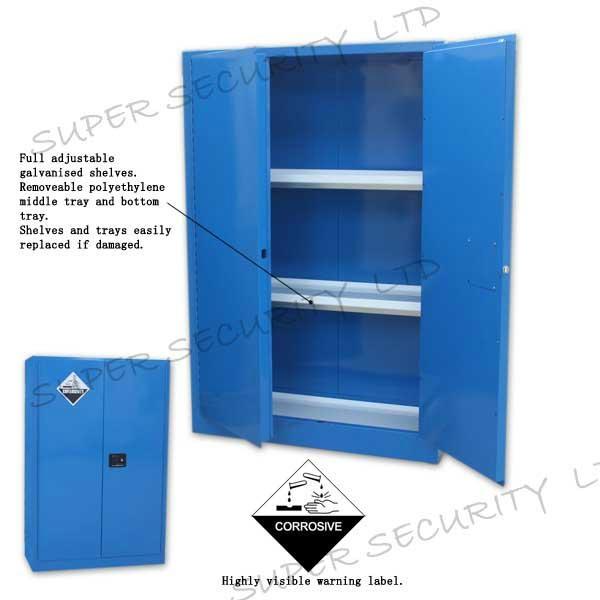 90加仑化学品安全柜危化品储存柜防火柜防爆柜腐蚀性液体安全柜 2
