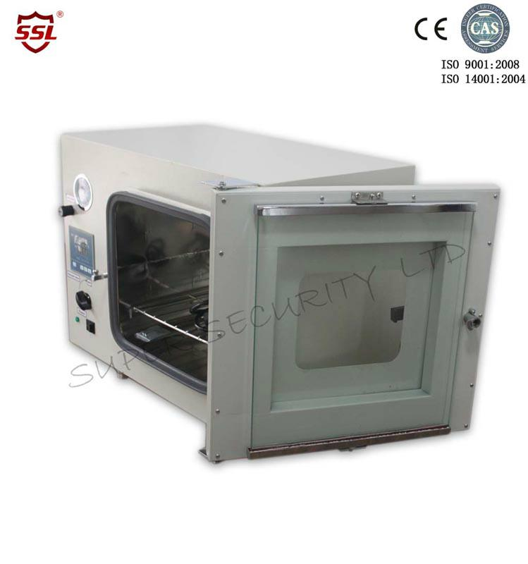 Small Bench Top Vacuum Drying Oven for Agriculture 4