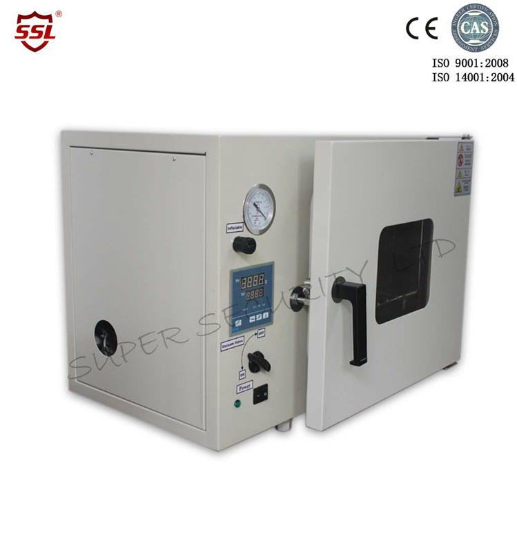 Small Bench Top Vacuum Drying Oven for Agriculture 5