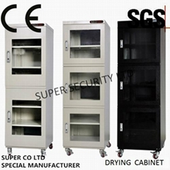 Ultra Low Humidity Electronic Dry Cabinet