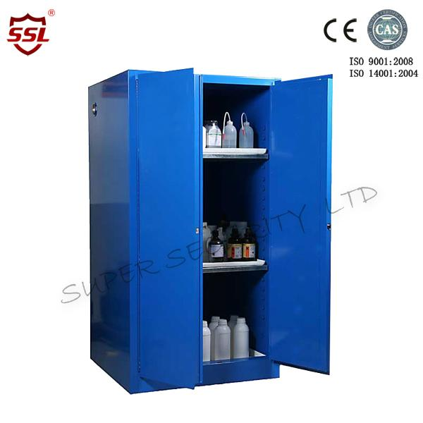 209e75d275b 90 Gallon 3-point Self-latching Dangerous Goods Steel Chemical Cabinet 1 ...