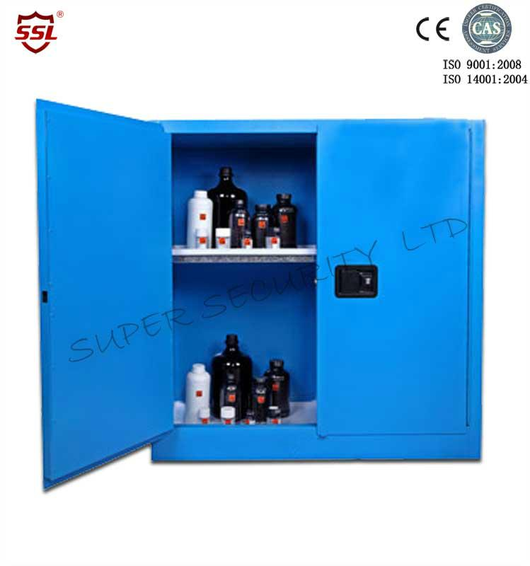 90加仑化学品安全柜危化品储存柜防火柜防爆柜腐蚀性液体安全柜 3