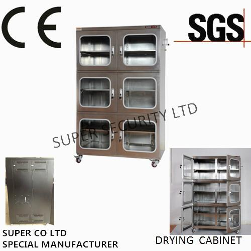 Electronic Desiccant Stainless Nitrogen Dry Box  3