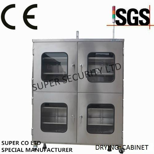 Electronic Desiccant Stainless Nitrogen Dry Box  1