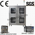 Electronic Desiccant Stainless Nitrogen Dry Box  2