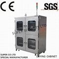 Electronic Desiccant Stainless Nitrogen Dry Box  4