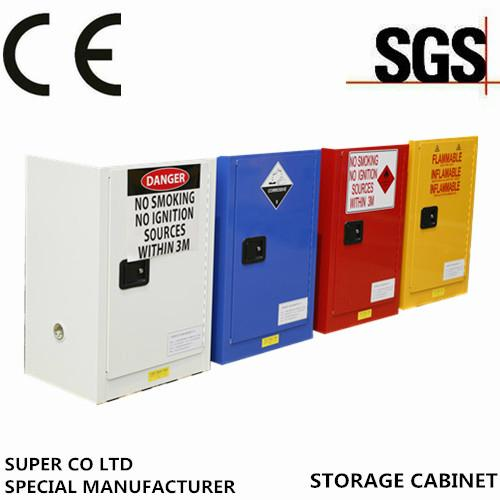 4 Gal Mini Hazardous Material Flammable Storage Cabinet Ssm100004p