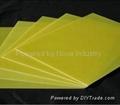 Epoxy Glass Fabric Laminated sheet(G10/FR4/G11/FR5) 2
