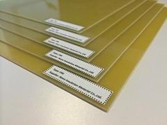 Epoxy Glass Laminate Epgc202 for Insulation