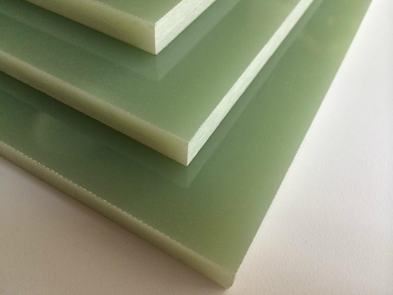 Epoxy Glass Fabric Laminated Sheet G10 Fr4 Epgc201 Nova