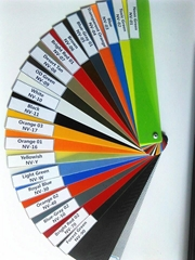 Colored G10 Epoxy Laminates for Knife Handle