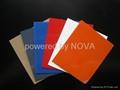 Colored G10 Epoxy Laminates for Fins
