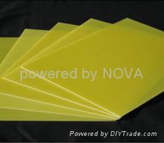 Epoxy Glass Cloth Laminated Sheets (EPGC201, EPGC202, EPGC203)