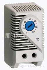 STEGO散热节能型温控开关KTS 011系列