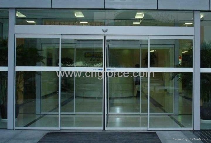 Automatic Sensor Sliding Glass Door Opener China Manufacturer