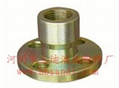 CBN液壓泵法蘭盤
