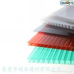 深圳雙層陽光板