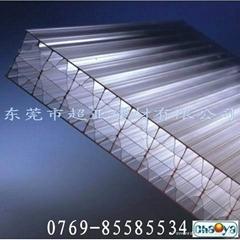 米字型阳光板
