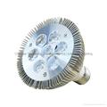 10W PAR30 LED投射