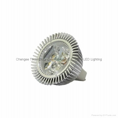 5W GU5.3 MR16 LED Spotli