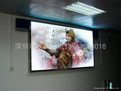 供應深圳P16網格屏