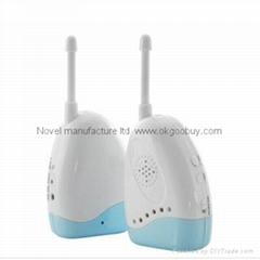 Audio Baby Monitor - wit