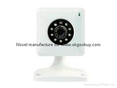 cheapest price!  IP network camera 1/4inch CMOS VGA