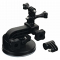 gopro accessories, GoPro Suction Cup Camera Mount for action camera