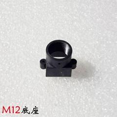 china m12 camera lens holder, custom board  lens mount holder exchanger