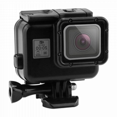 china factory gopro waterproof housing case shell for  hero 5/6 45Meter