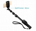 China factory 103cm monopod for iphone, all in one selfie  monopod iphone tripod