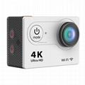 original H9/H9R action sport camera 4K wifi Ultra shenzhen factory outlet supply 4