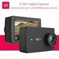 original xiaomi yi 4K action camera  1080P  international version 6